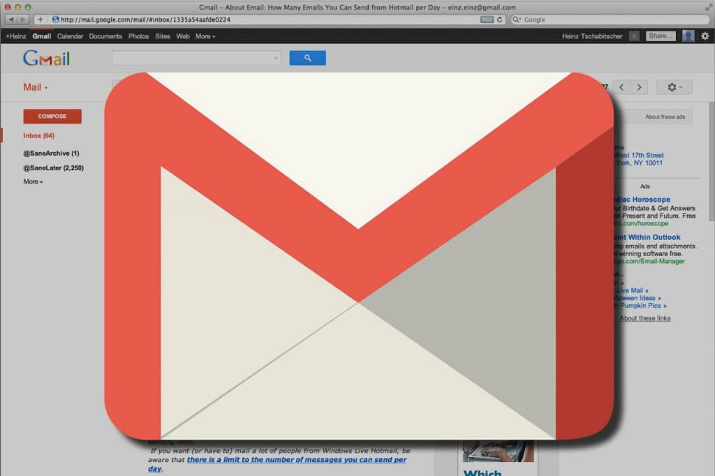 Gmail's recent changes to image displays and the impact on