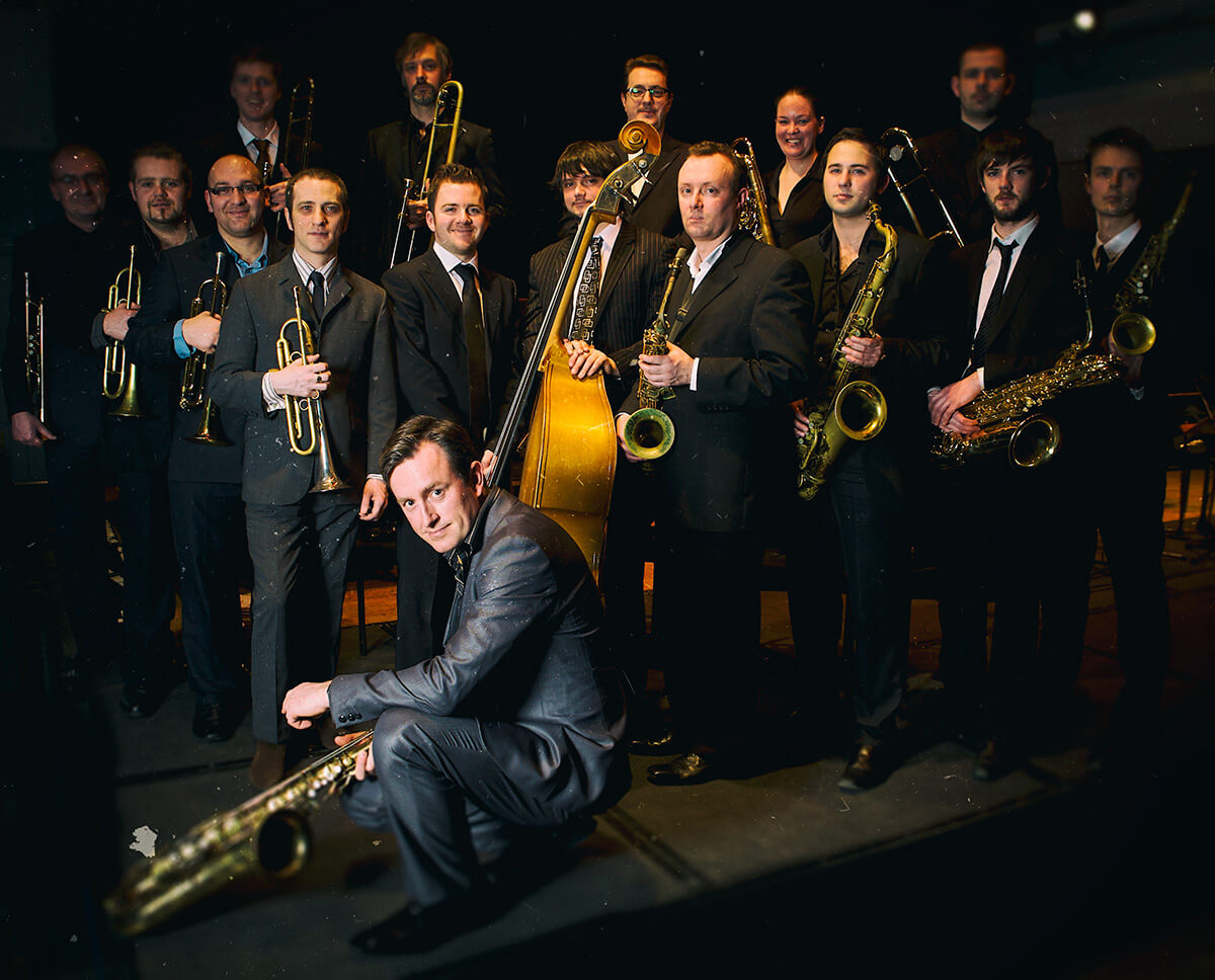 SNJO - Scottish National Jazz Orchestra