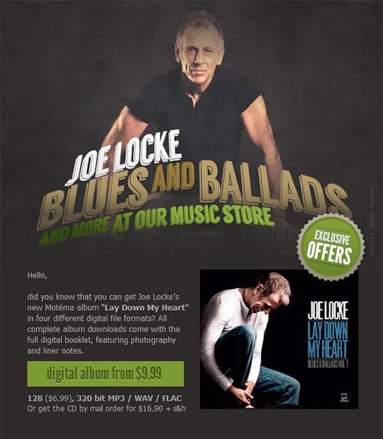 Joe Locke email