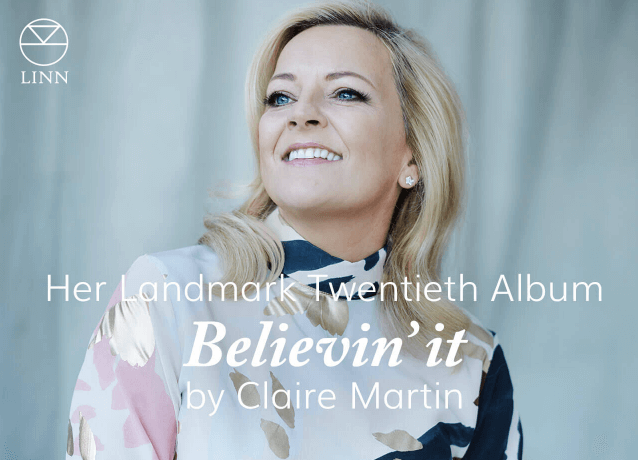Claire Martin promo email