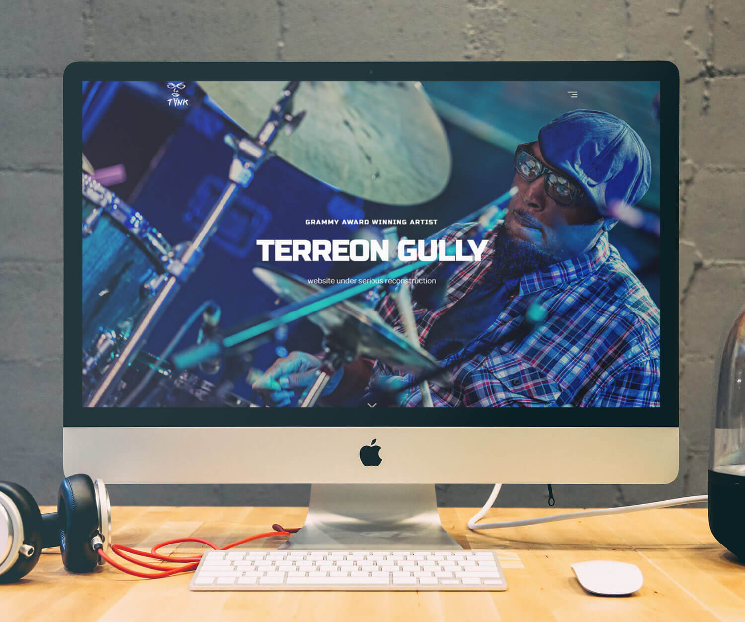 Terreon Gully website